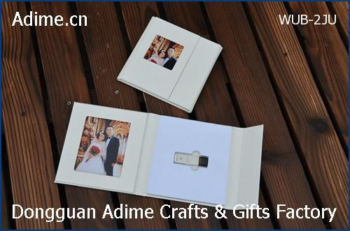 Photo USB Packaging Case
