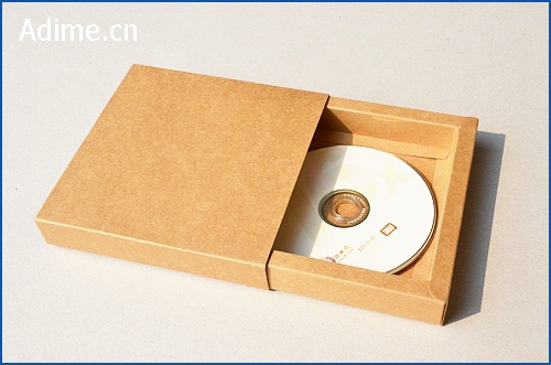 Kraft CD Disc Sleeves
