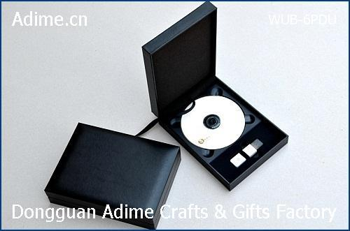 Clamp DVD USB Gift Boxes