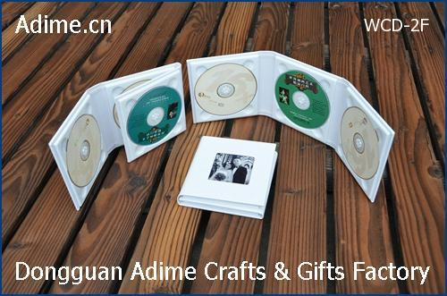 Multiple CD DVD Album