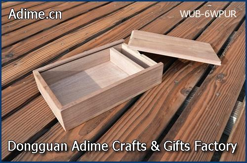 Wooden Photo USB Gift Box