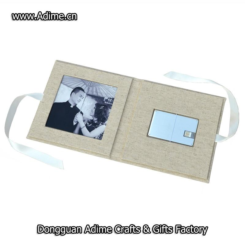Photo Credit Card USB Box