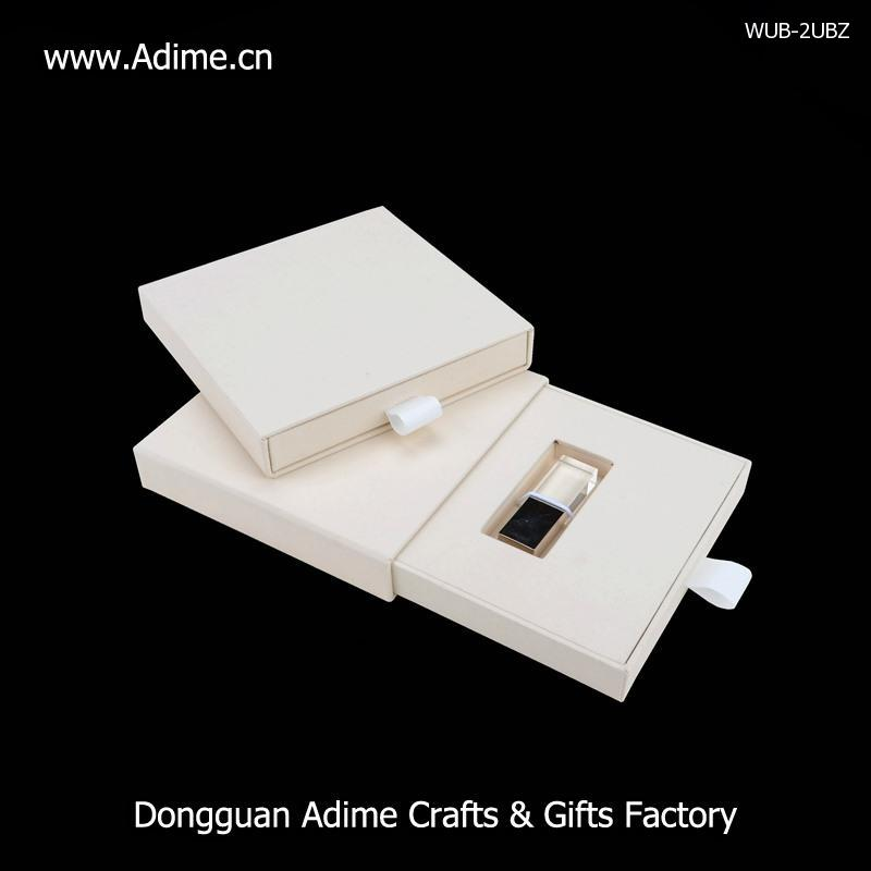 Drawer USB Packaging Box