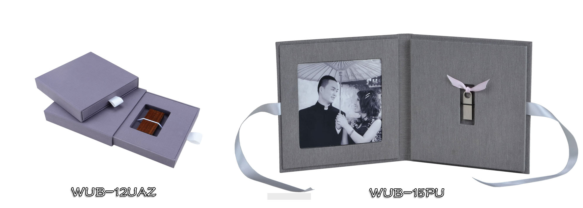 Wedding USB Case
