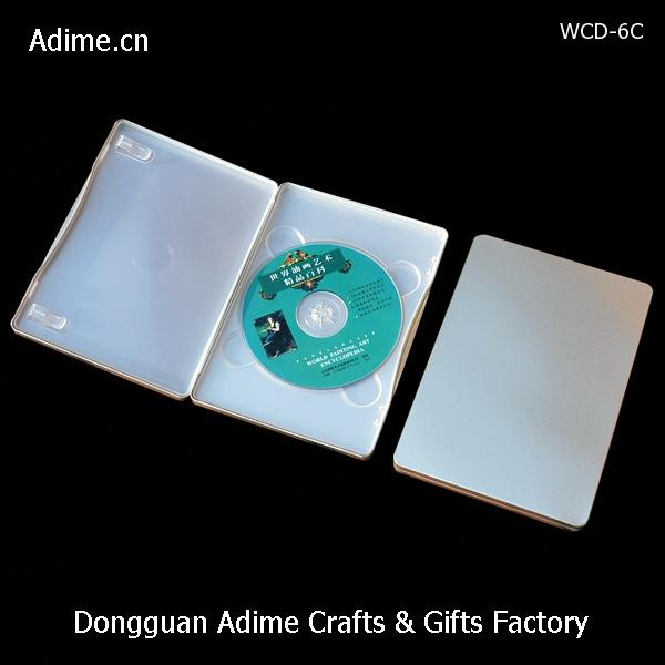 aluminum CD DVD Tin