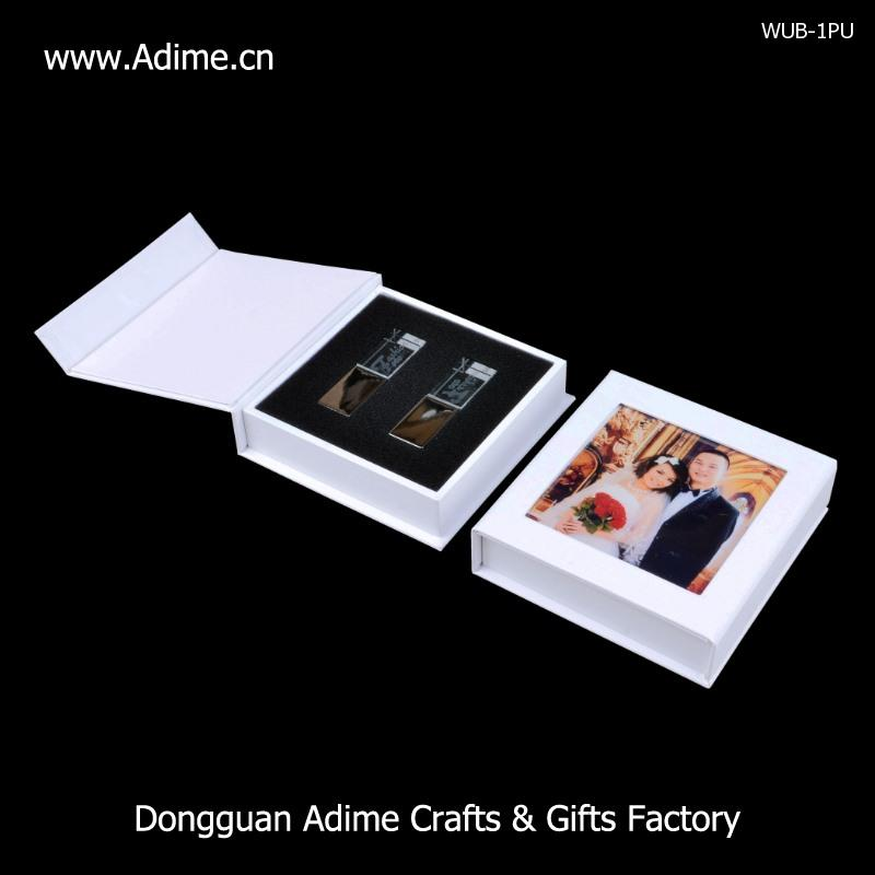 Double USB Gift Box