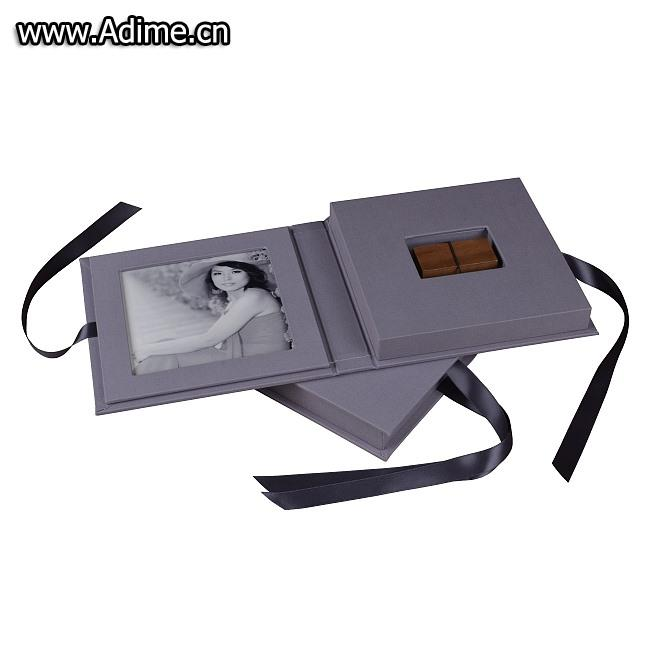 Linen Picture USB Gift Box