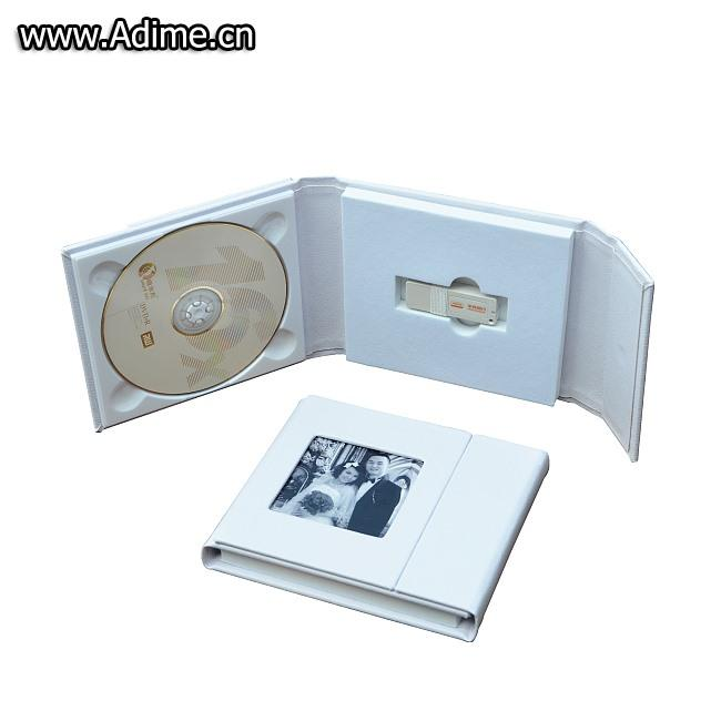 CD Case with USB Box