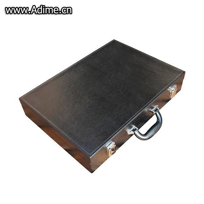 Leather Photo Album Suitcase