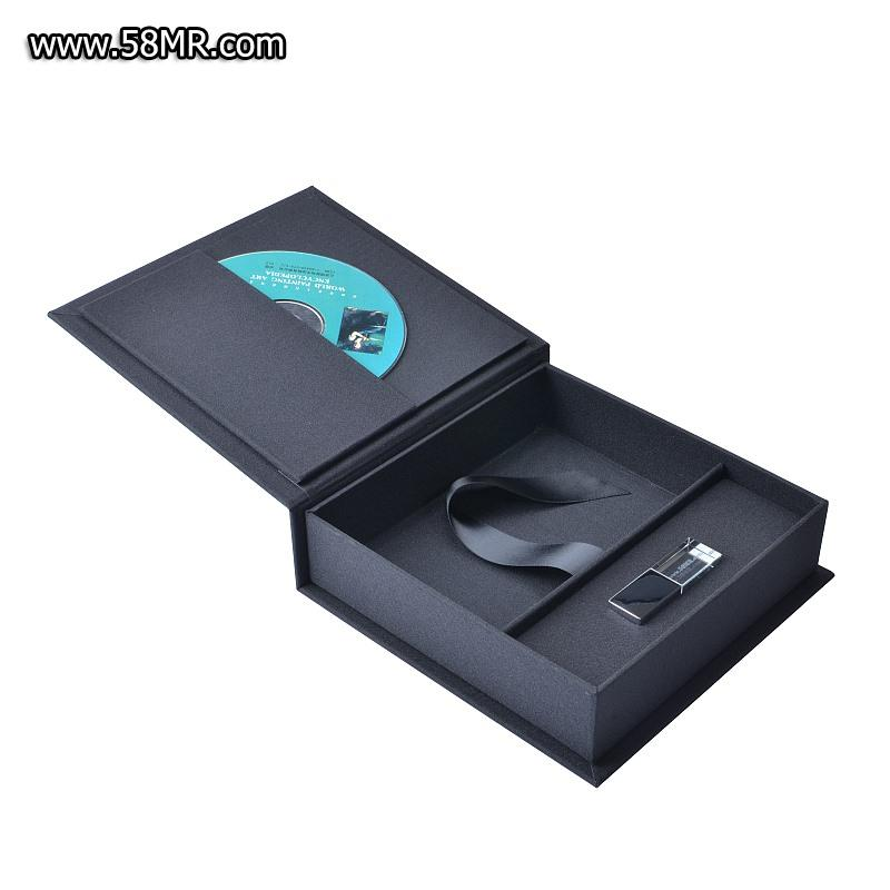Cotton DVD USB Photo Box