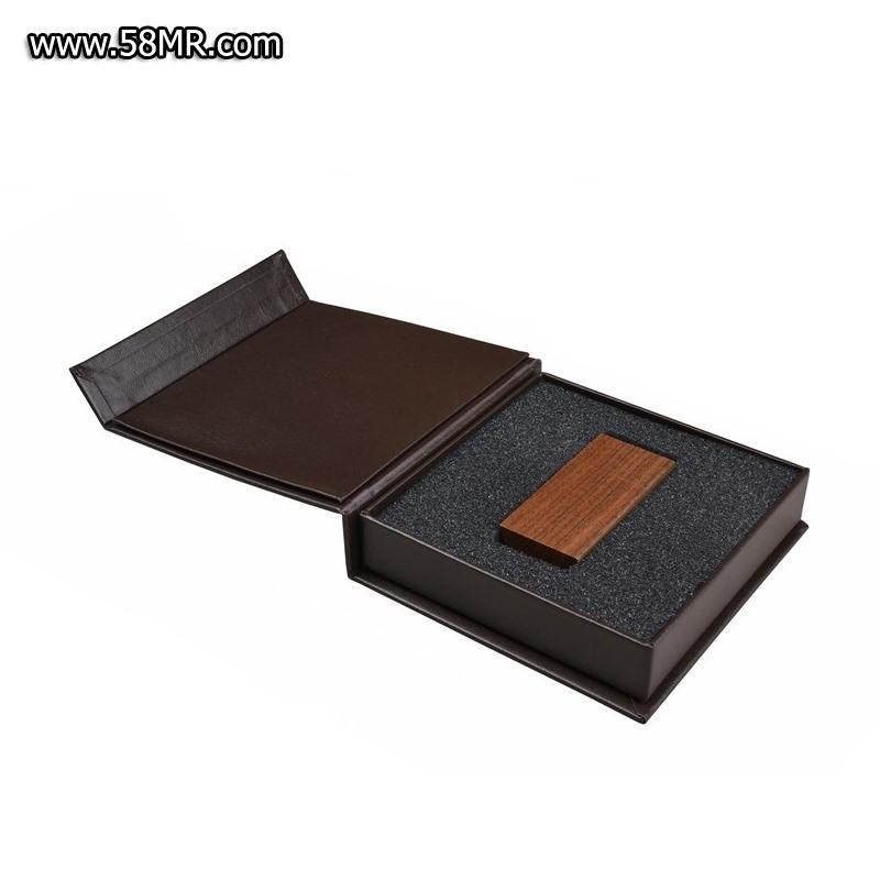 Linen USB Stick Box