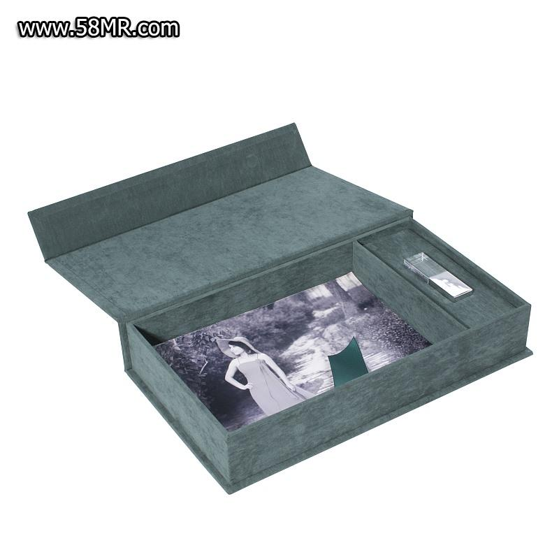 Velvet Photo USB Box