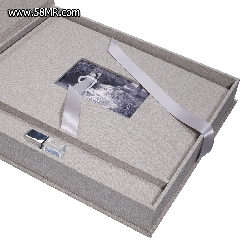 Album USB Box for Wedding Photographer